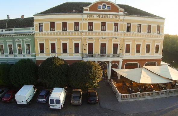 Megfiatalodott a Duna Wellness Hotel Baján
