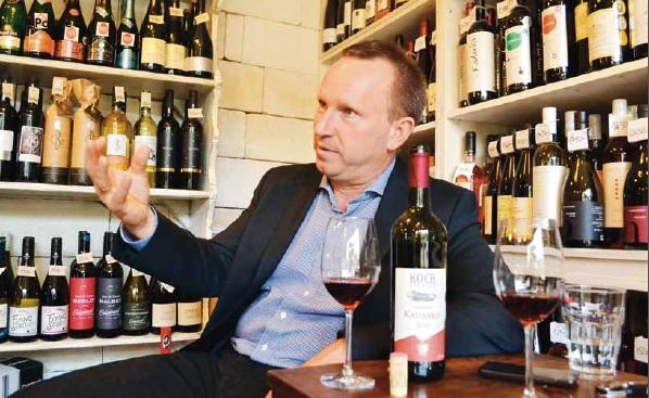 A boldog szőlőben hiszek!
