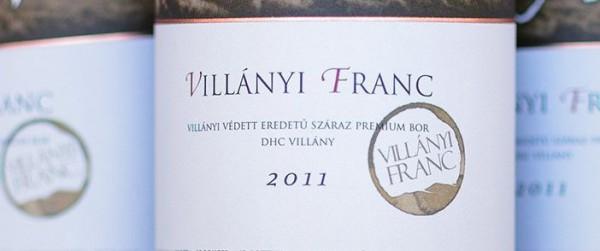Immár elérhető a Villányi Franc márkanév
