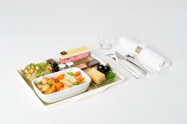 Új fogások az Air France fedélzetén