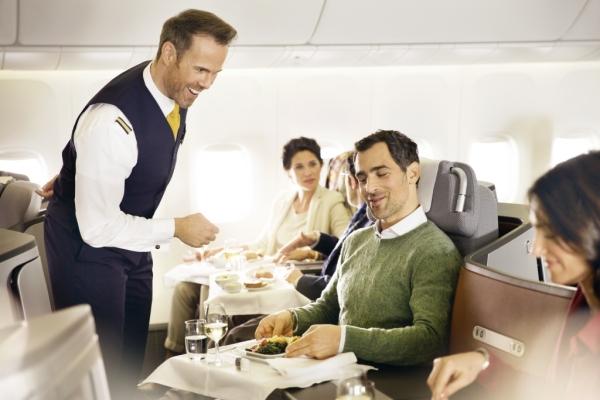 Fedélzeti éttermi szolgáltatást indít a Lufthansa