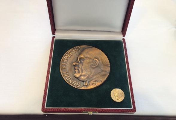 Gundel díj
