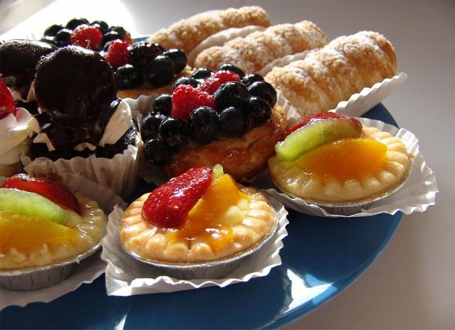 Sütemények és PR