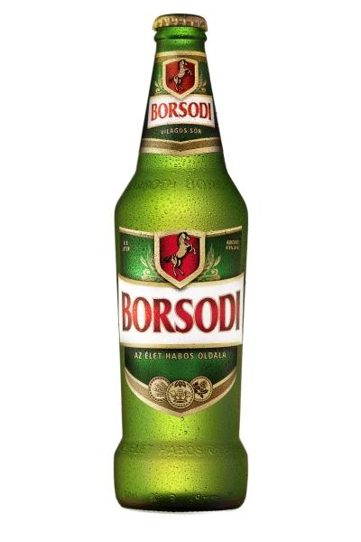 10 év után új palackot mutat be aBorsodi