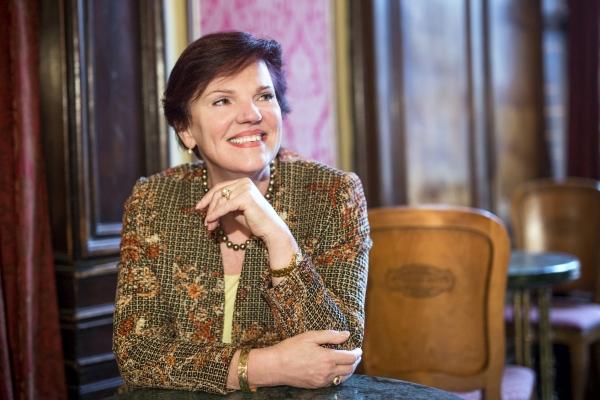 Állami kitüntetés Pintér Katalinnak