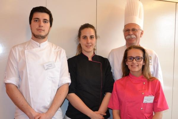 Lezajlott az Euroskills szakács és pincér válogató versenye