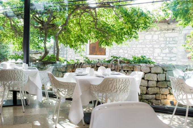 Horvátország Rovinj Michelin