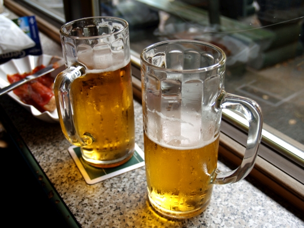 román sörfogyasztás