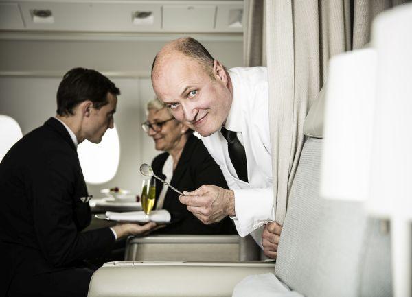 Air France koktélok