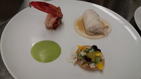 Olivier Roellinger szakácsverseny