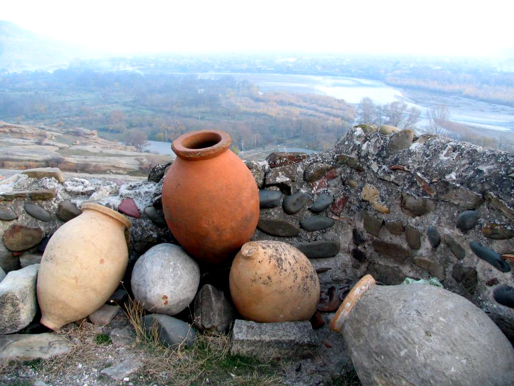 grúz bor bor bölcsője