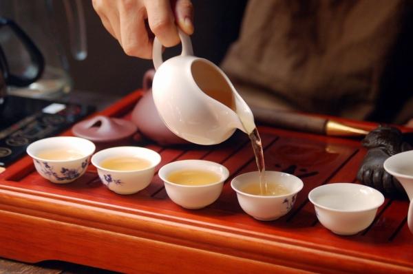 Tea Party Tea Napja