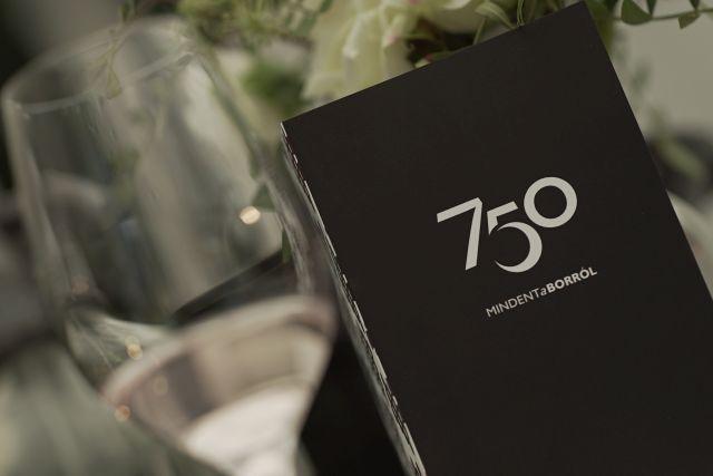 Megszületett a 750, Magyarország legsokrétűbb bor-brandje