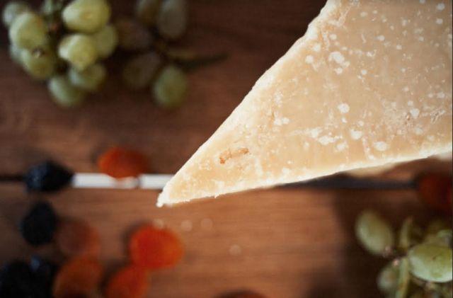 Parmezán Asiago Gorgonzola