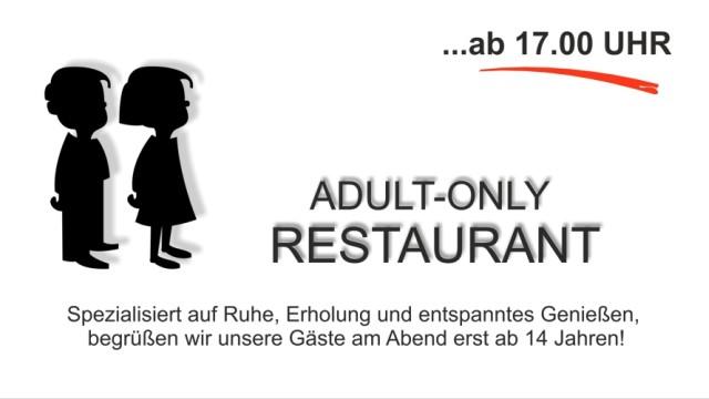 étterem felnőtteknek