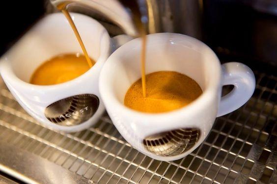 A Kávé Napja az Erzsébet téren