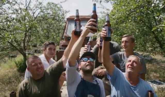 A sör útja filmben elmesélve