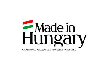 Made in Hungary – presztizs védjegy született csúcséttermi összefogással