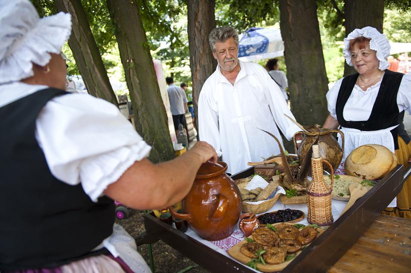 Ízes Magyarország: Esterházy Barokk Ételfőző Fesztivál
