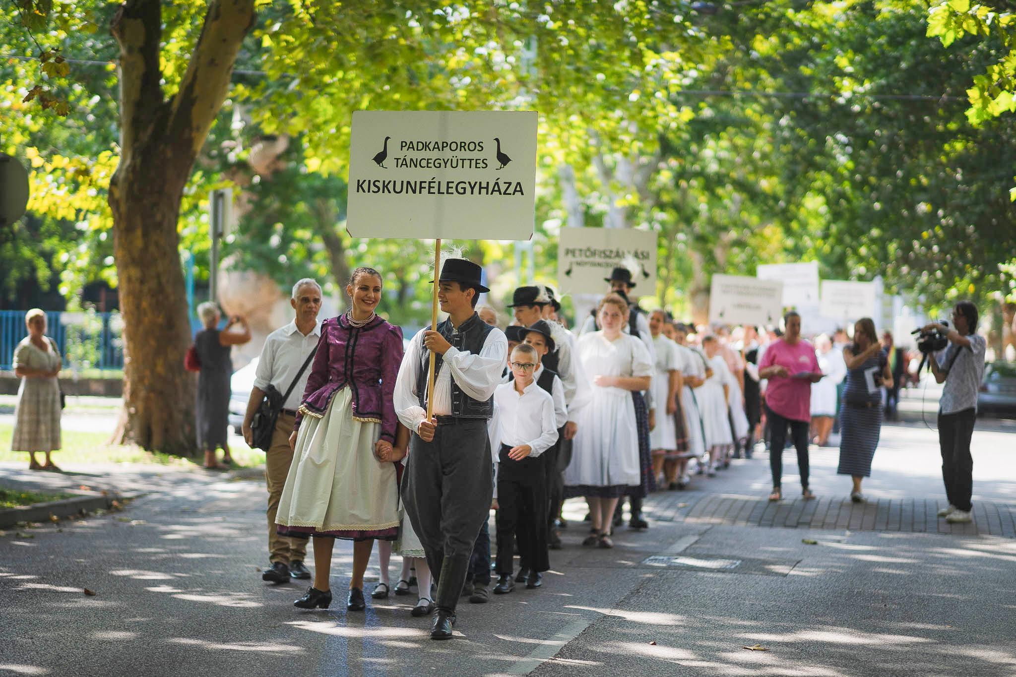 Ízes Magyarország: Kiskunfélegyházi Libafesztivál