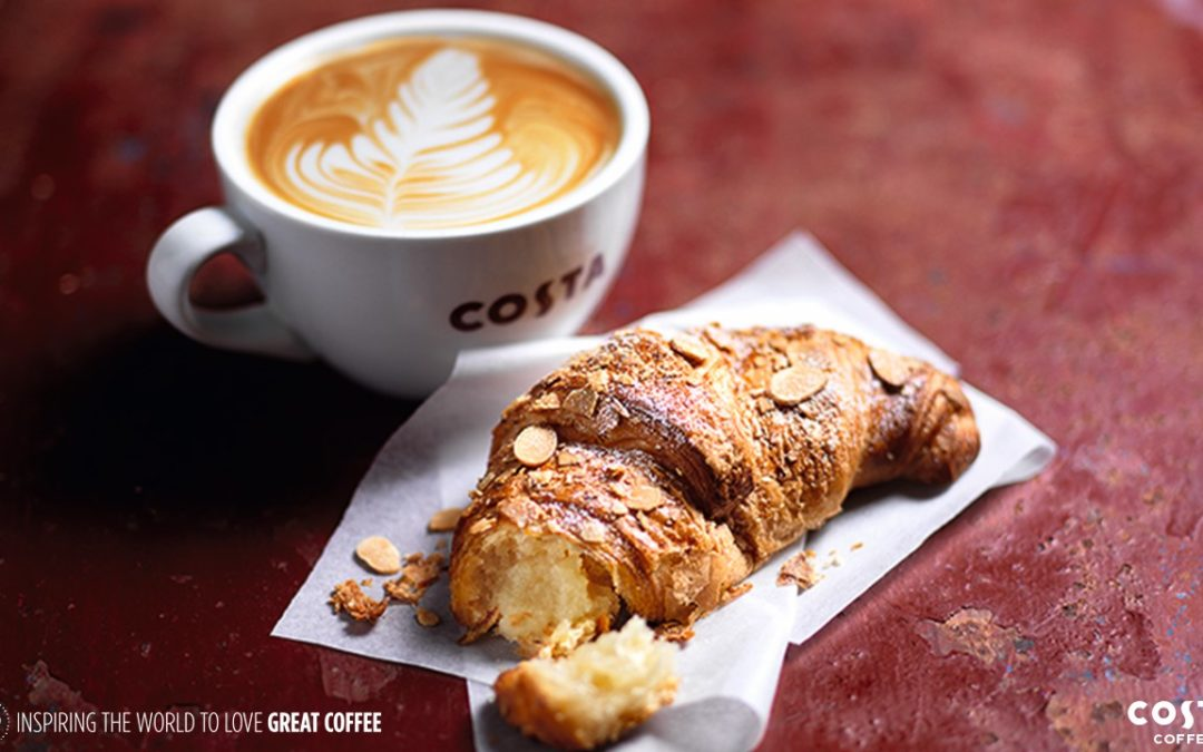 A Coca-Cola HBC Magyarországra is elhozza a Costa kávét