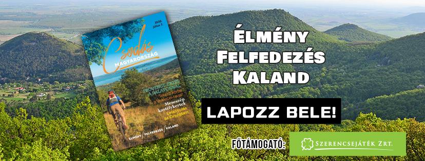 Csodás Magyarország címmel indult belföldi utazási magazin