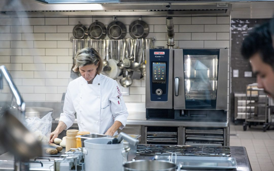 A Rational bemutatja: Intelligens főzőrendszerek a kereskedelmi konyhákban