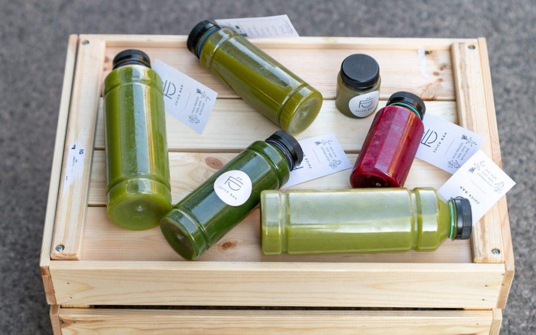 A juice-ok új generációja