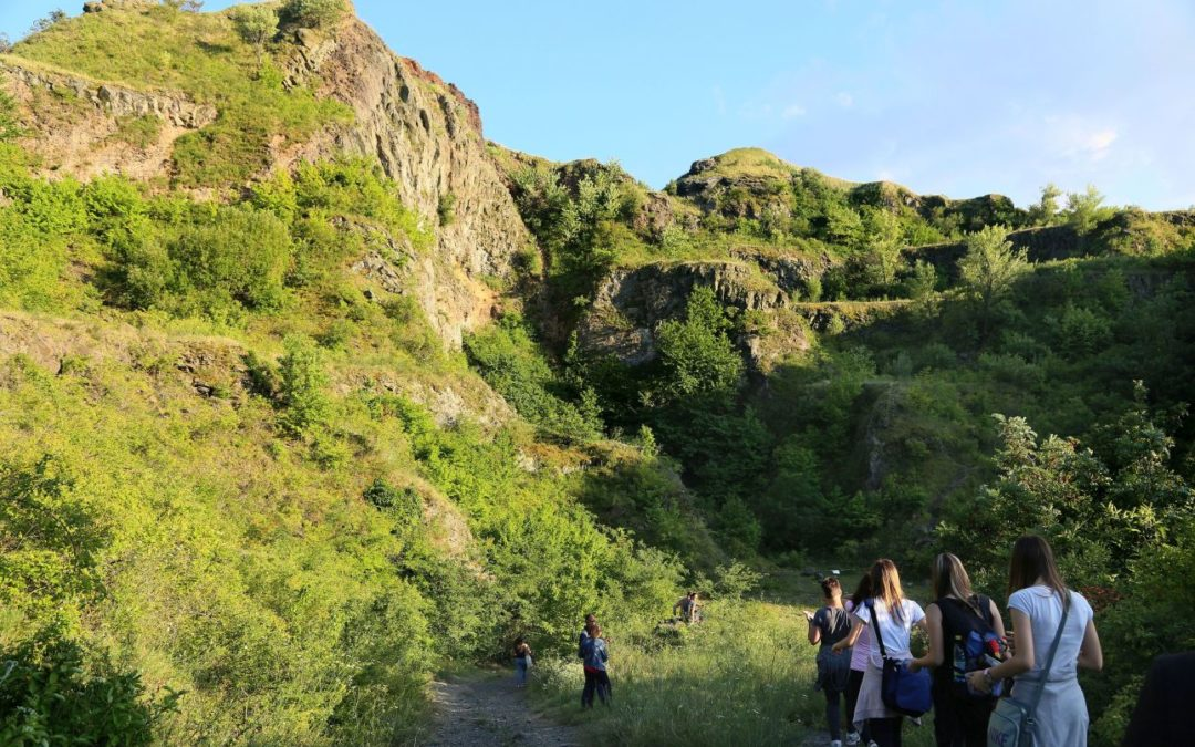 Csodás Magyarország: Ság hegyi vulkántúra