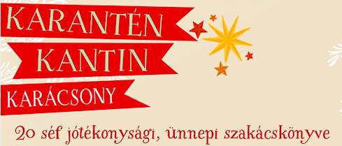 Karantén Kantin Karácsony: újra összefogtak a sztárséfek