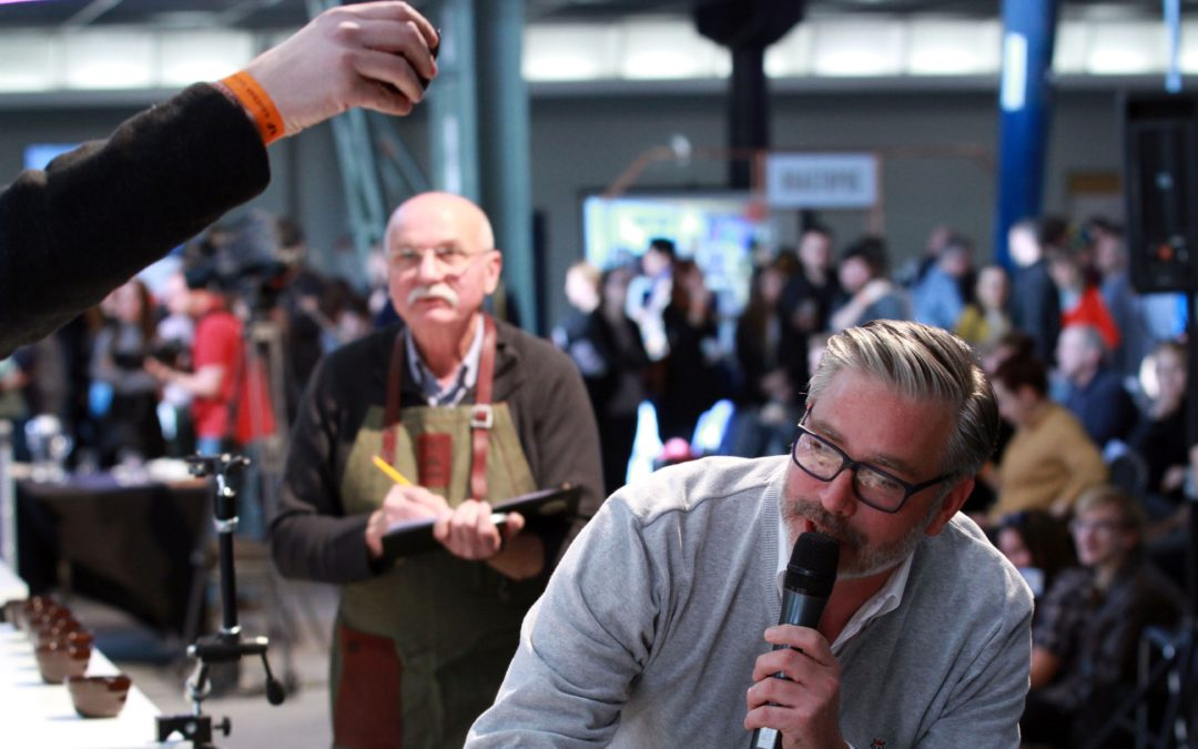 Interjú Bóka Csaba Q-Grader kávébíróval