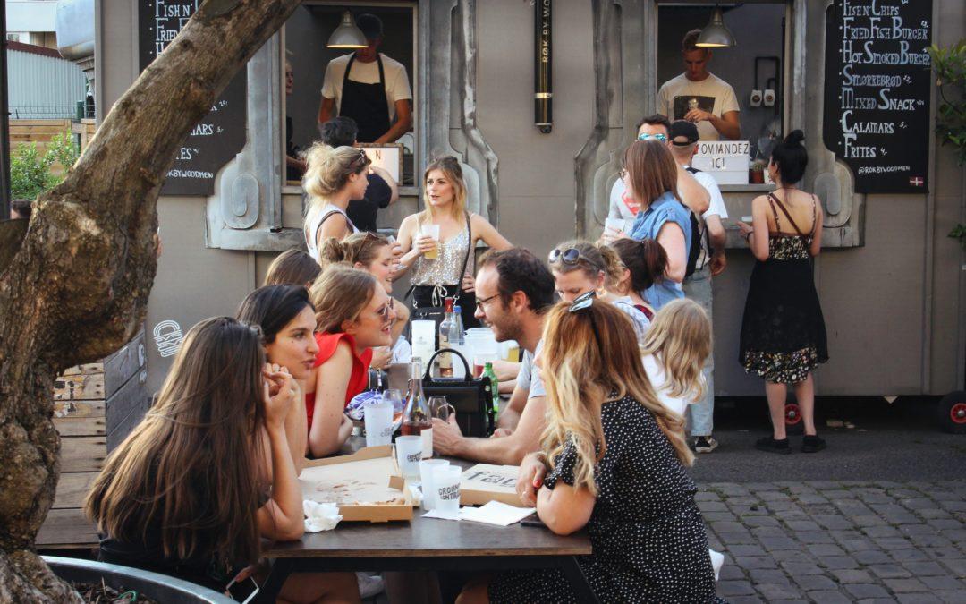 Teraszreneszánsz: fellélegző teraszok, foghíjas étterembelsők