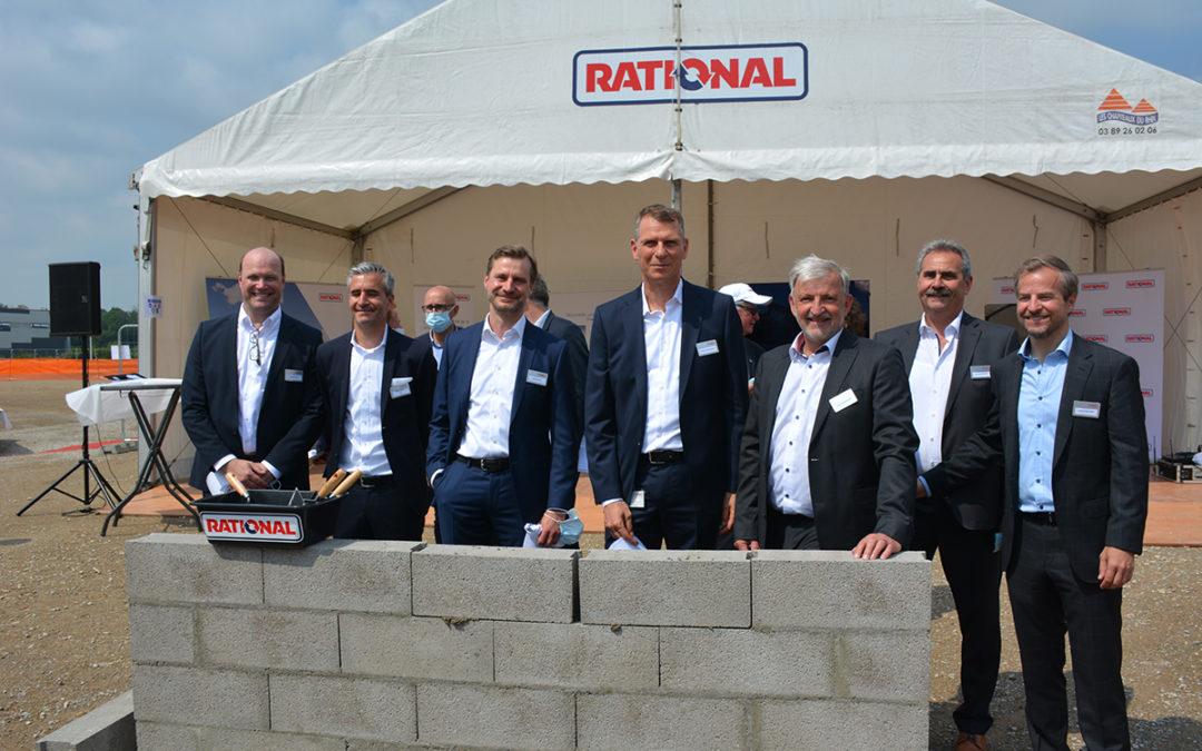 Új üzem és az 50 000. iVario: a Rational Wittenheim SAS a siker kapujában