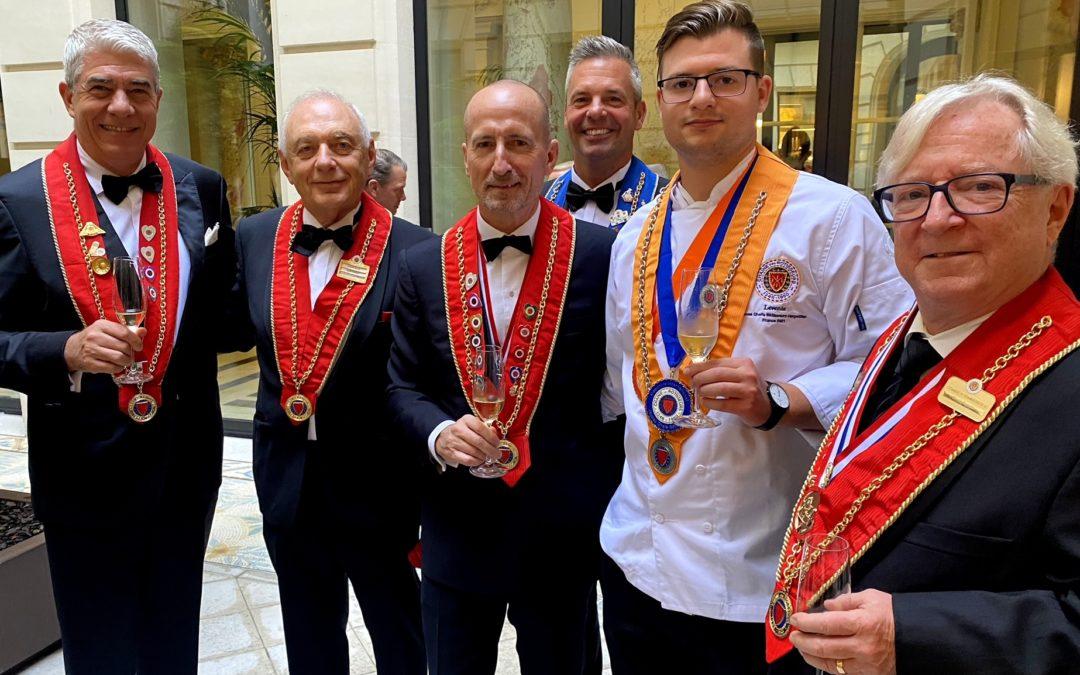 Magyar gasztronómiai siker Párizsban, Lendvai Levente 2. lett a Chaine Ifjúsági Szakács Világbajnokságon
