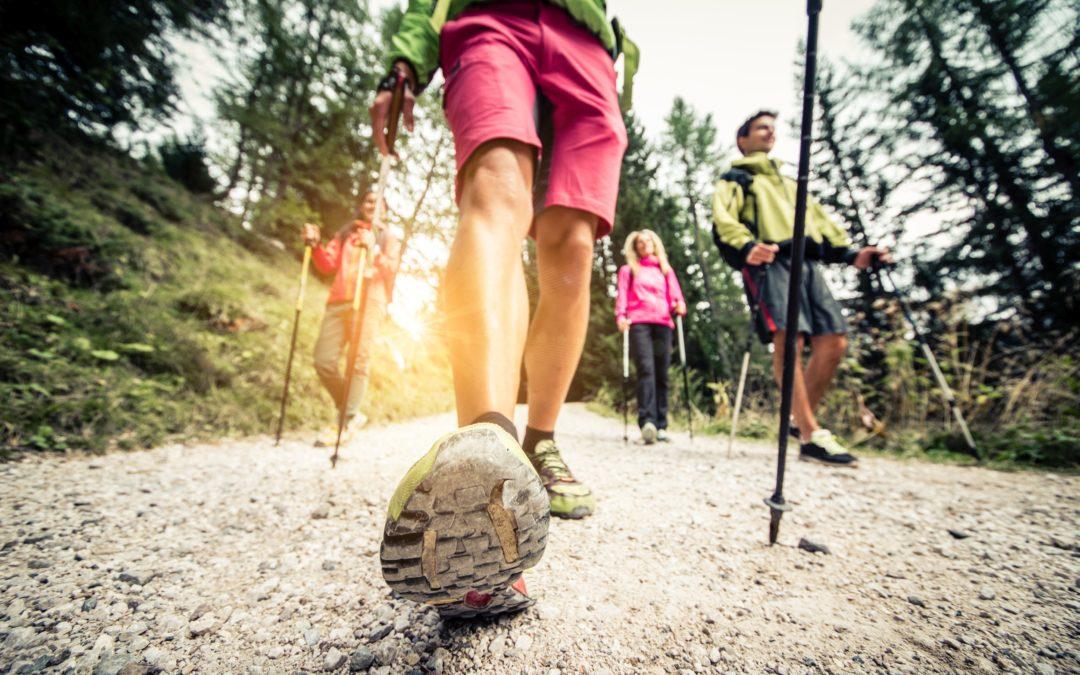 Magyarország vár – Egész évben nordic walking